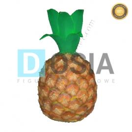 OW11 - Ananas figura reklamowa-dekoracyjna