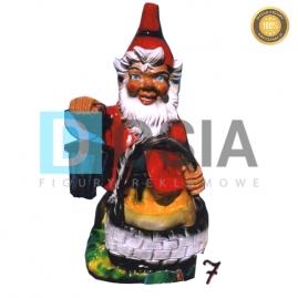 7 - Figura dekoracyjna - Krasnal 75 cm