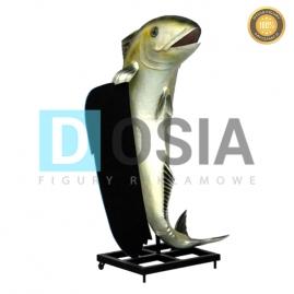 RB01 - Ryba figura reklamowa-dekoracyjna