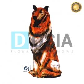 61 - Figura dekoracyjna - Zwierzęta 80 cm