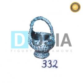 332 - Figura dekoracyjna - Różne 28 cm
