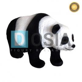 FZ49 - Panda figura reklamowa, dekoracyjna