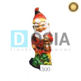300 - Figura dekoracyjna - Krasnal 40 cm