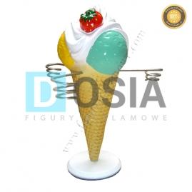 LD24 - Lody figura reklamowa, dekoracyjna