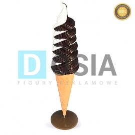 LD36 - Lody figura reklamowa, dekoracyjna