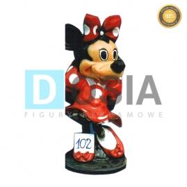 102 - Figura dekoracyjna - Postacie 60 cm
