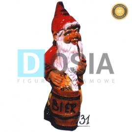 31 - Figura dekoracyjna - Krasnal 75 cm
