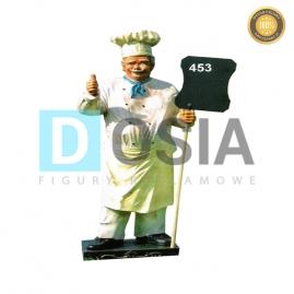 453 - Figura dekoracyjna - Postacie 175 cm