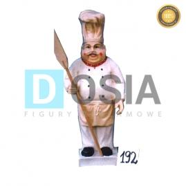 192 - Figura dekoracyjna - Postacie 60 cm