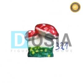 321 - Figura dekoracyjna - Różne 13 cm