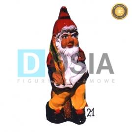21 - Figura dekoracyjna - Krasnal 80 cm