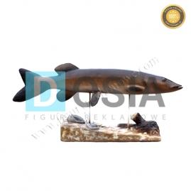 RB09 - Ryba figura reklamowa-dekoracyjna