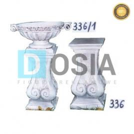 336 - Figura dekoracyjna - Różne 70 cm
