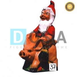 37 - Figura dekoracyjna - Krasnal 85 cm
